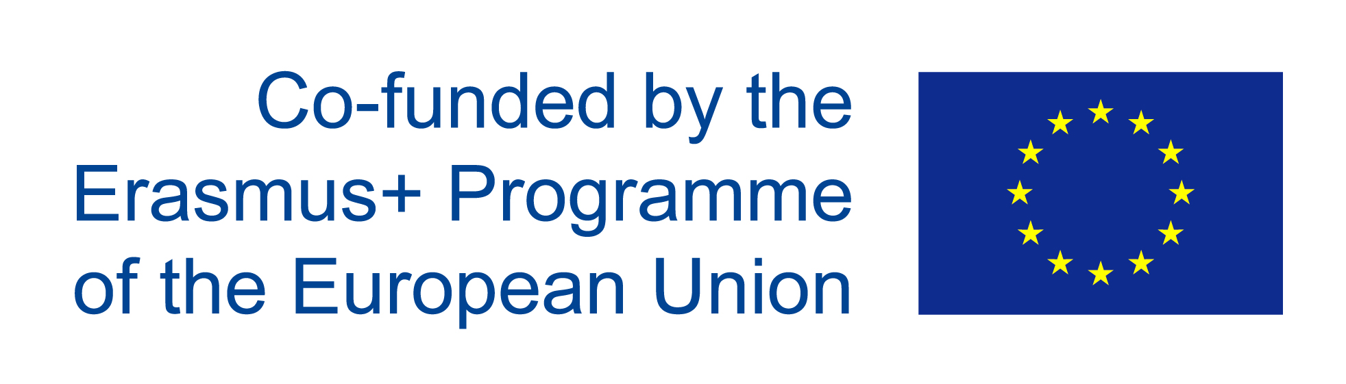Acknowledgement of the support of the European Union Erasmus+ programme